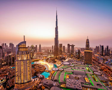 5 Days Dubai Family Package with Desert Safari, Flat 20% off