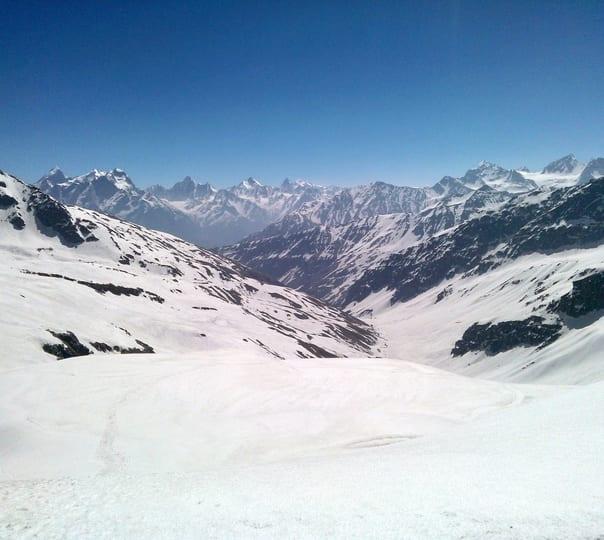 Bara Bhangal Trekking