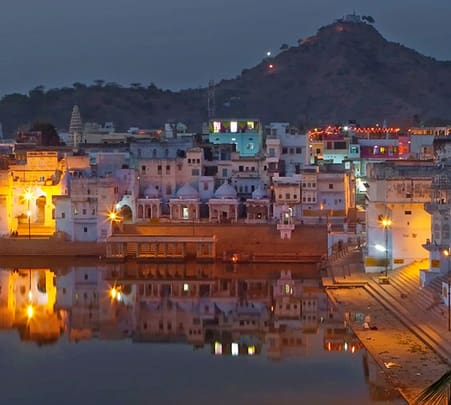 Trip to Pushkar from Jaipur