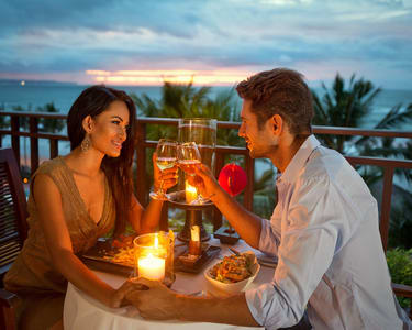 Honeymoon Holiday in Andaman with Romantic Candle Light Dinner