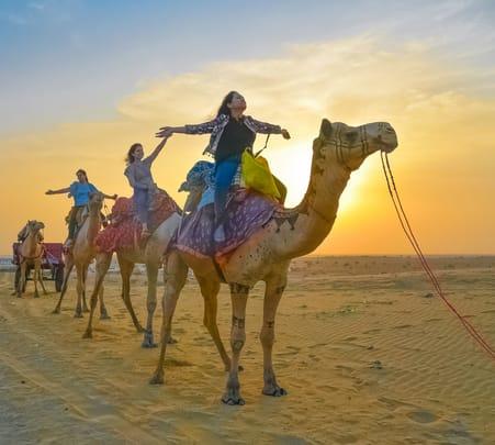 Photoshoot in Jaisalmer Flat 20% off