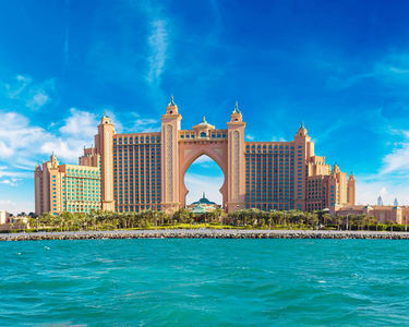 Lunch or Dinner at Atlantis the Palm Dubai Flat 10% off