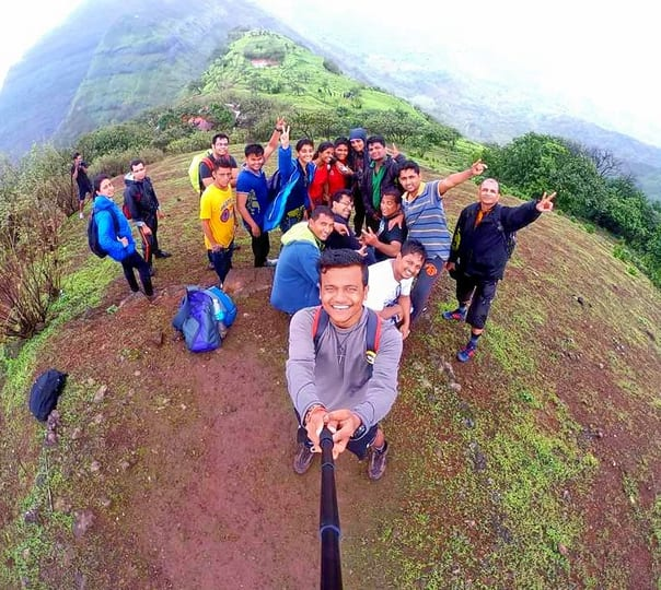 One Day Monsoon Trek to Kalsubai Peak from Pune