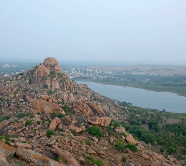 Kunti Betta Night Trek in Bangalore