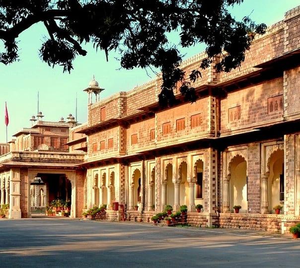 Stay at Umed Bhawan Palace in Kota