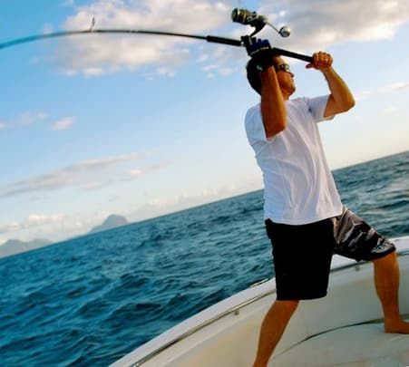 Full Day Big Game Fishing in Mauritius