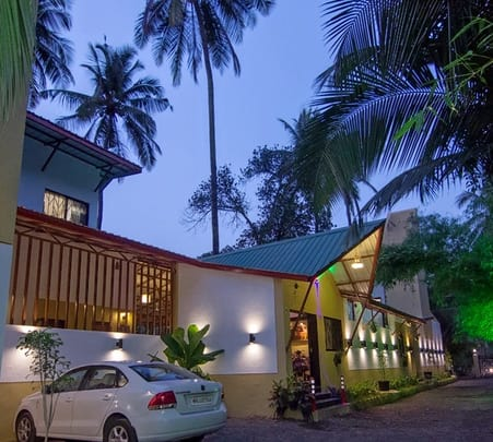 Beach Farm Stay in Alibaug