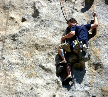 Enjoy Rock Climbing in Vashisht near Manali