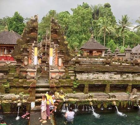 Pancaka Tirta Trek in Bali