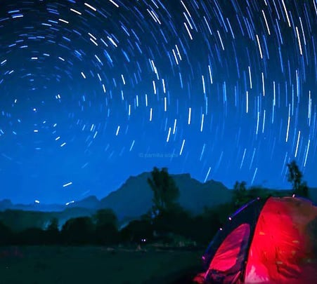 Camping with Stargazing at Kurungwadi, Karjat
