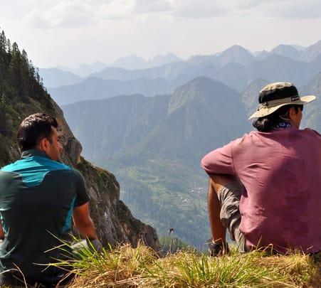 Trek to the Great Himalayan National Park