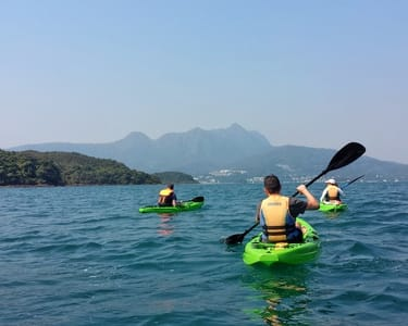 Geopark Paddle Tour, Honk Kong @flat 15% off