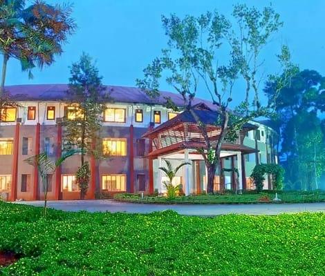 Stay At Vythiri Village Resort In Wayanad