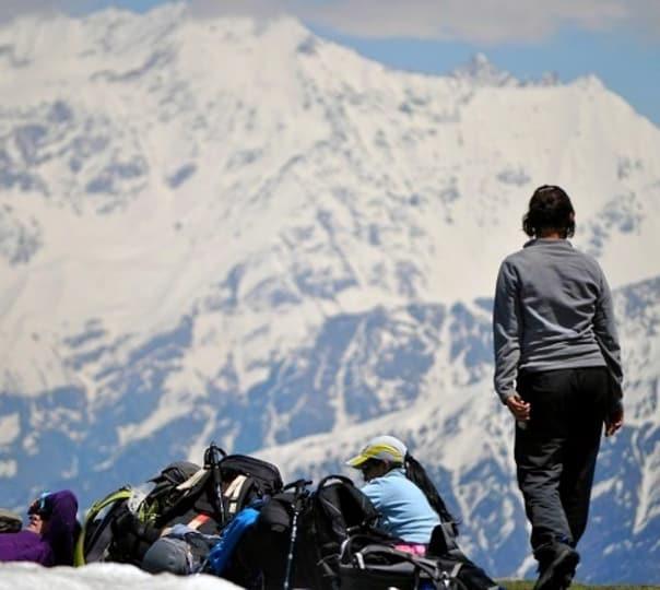 Chanderkhani Pass Trek 2017, Himachal Pradesh