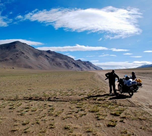 Luxury Motorcycle Tour to Ladakh