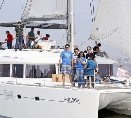 Luxury Sailing For Corporates in Mumbai