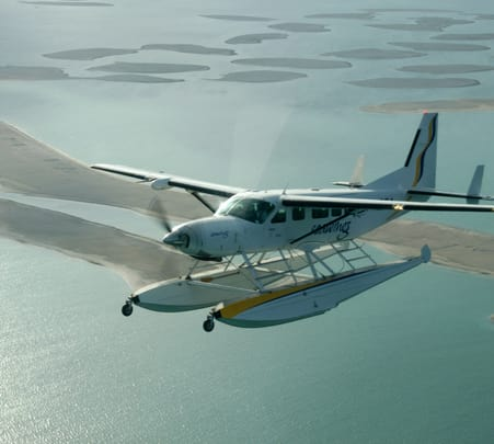 Seaplane Tour of Dubai