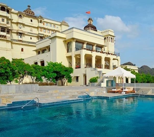 Lavish Stay at Devi Garh by Lebua, Udaipur