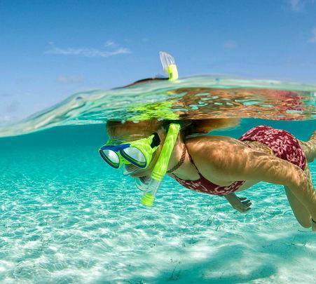 Trekking and Snorkeling at Elephant Beach, Andaman