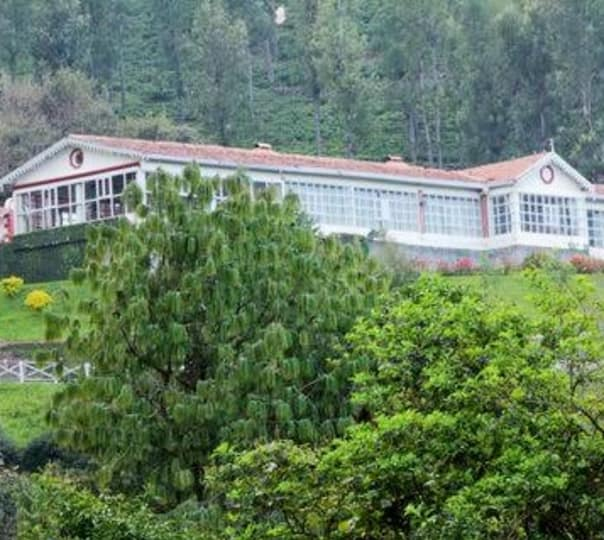 Stay at British Bungalow in Ooty