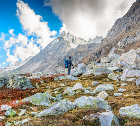Deo Tibba Base Camp Trek 2019 with Hampta Pass, Manali