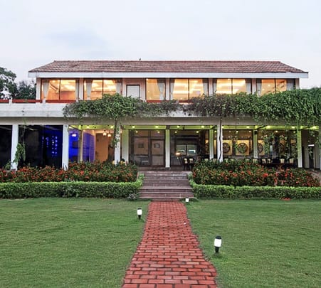 Stay at The Ashok Beach Resort, Pondicherry