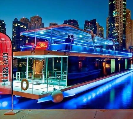 Dinner Cruise in Dubai
