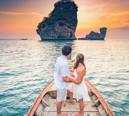 Honeymoon Holidays in Thailand