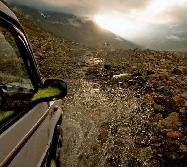 Trek to Mount Kanamo in Himachal Pradesh