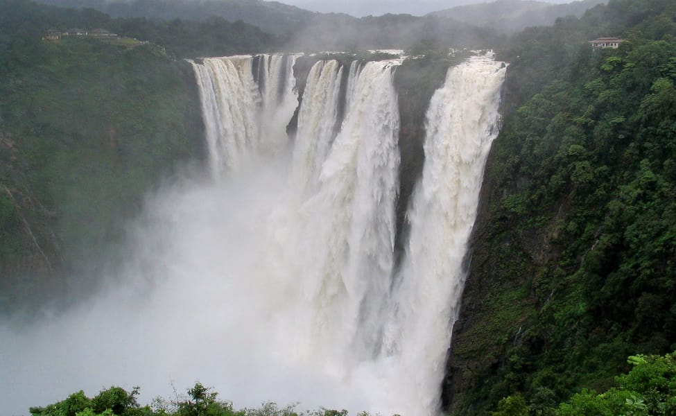 dudhsagar waterfalls walk in goa thrillophilia
