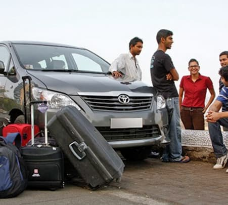 Rent an Innova For a Day in Goa