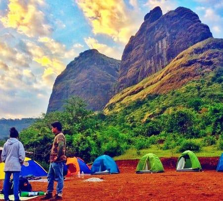 Prabalmachi Camping | Book @ 1175 Only!