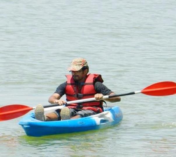 Adventure Activities in Ramnagar