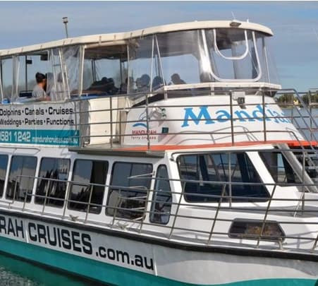 Mandurah Canal and Fremantle Tour