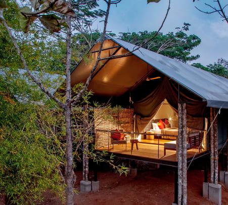 The Luxurious Kaav Safari Lodge at Kabini @ Flat 31% off