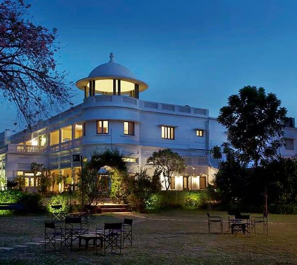 Stay at Fort Unchagaon Resort, Garhmukteshwar