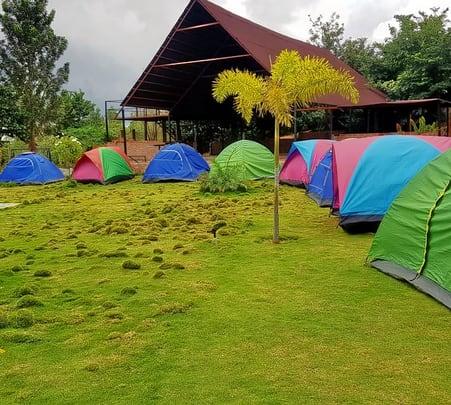 Camping at Nandi Hills - Flat 35% off