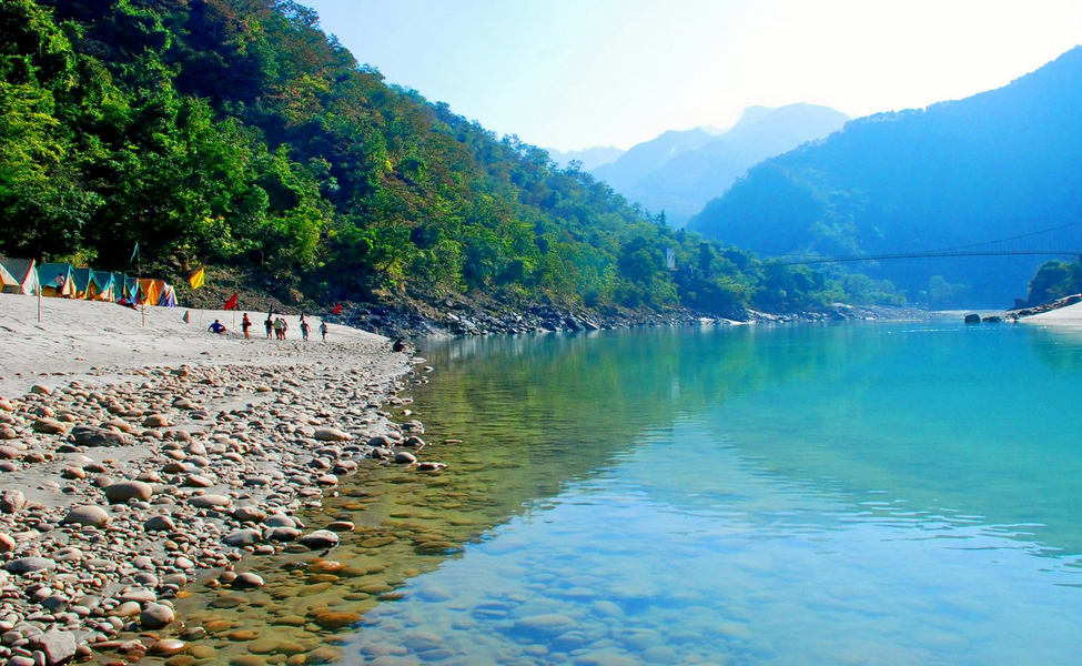 Rishikesh is one of the best spiritual places to visit in India.