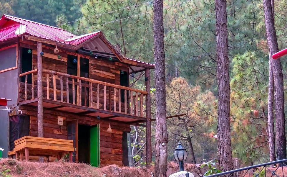 Pine Valley Resort, Kasauli @ Flat 42% Off