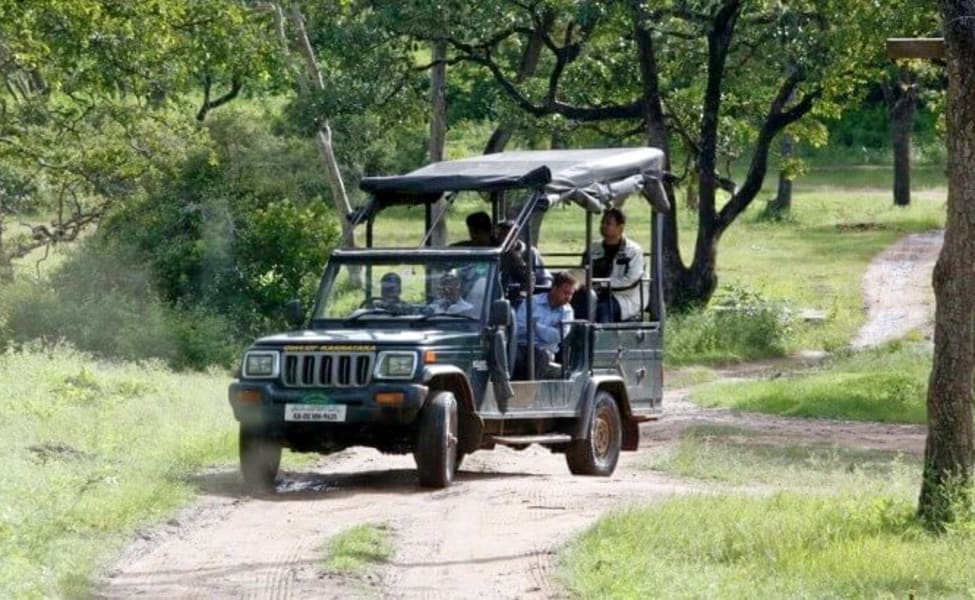 Rent An Open Jeep In Goa