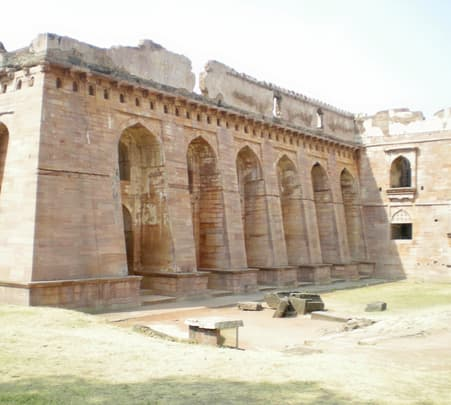 Weekend Getaway to Mandu in Madhya Pradesh