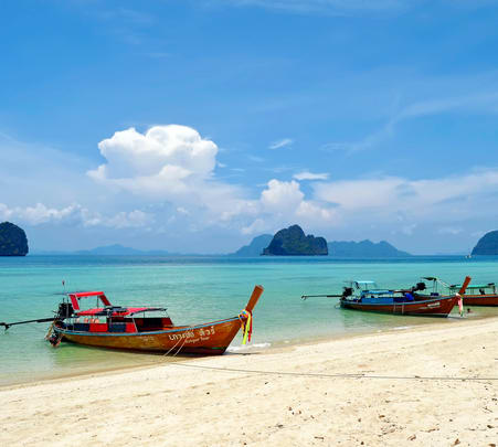 Trang Island Hopping Tour from Koh Lanta, Krabi