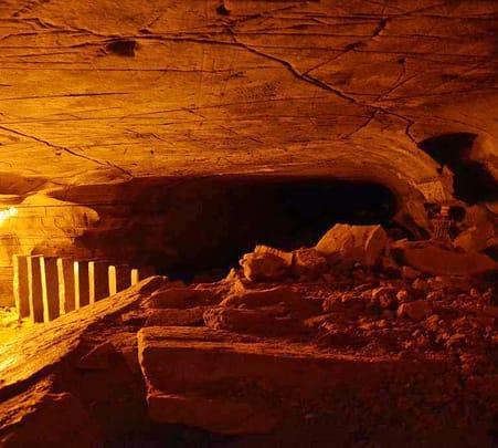 Trip to Gandikota, Belum Caves and Lepakshi