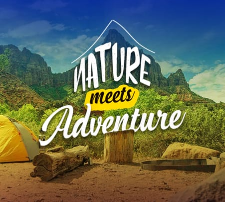 Nature Adventure Camp in Kanakapura- Flat 20% off