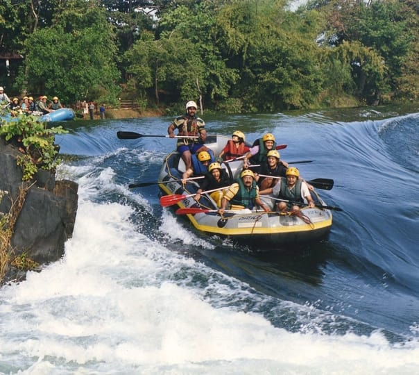 River Rafting Adventure from Pune