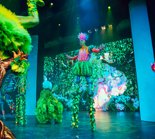 The Inonah Show in Hanoi with Transfers