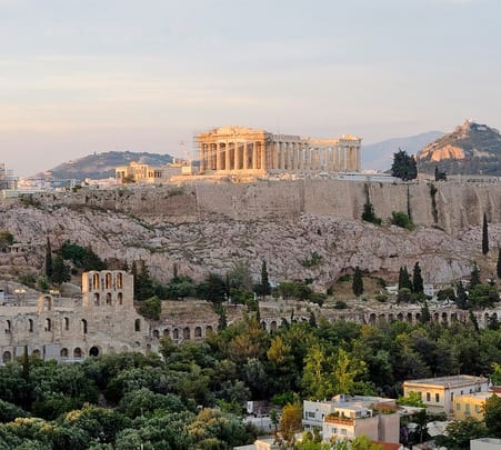 Greece Honeymoon Tour : a Blend of Romance and History