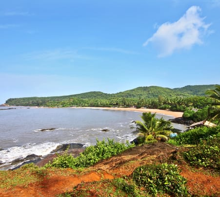 Beach Camping in Gokarna Flat 15% off