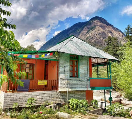Exotic Stay in the Lap of Parvati Valley, Kasol
