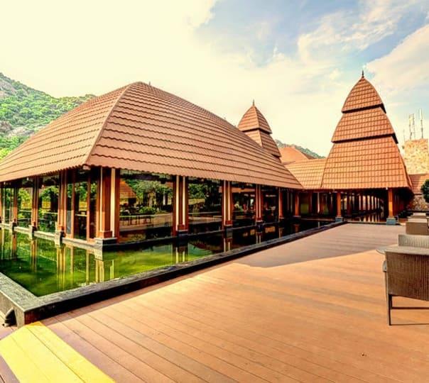 Experience Luxury at Ananta Resort in Pushkar